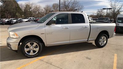 2018 Ram 1500 Crew Cab 4x4, Pickup #15328 - photo 4