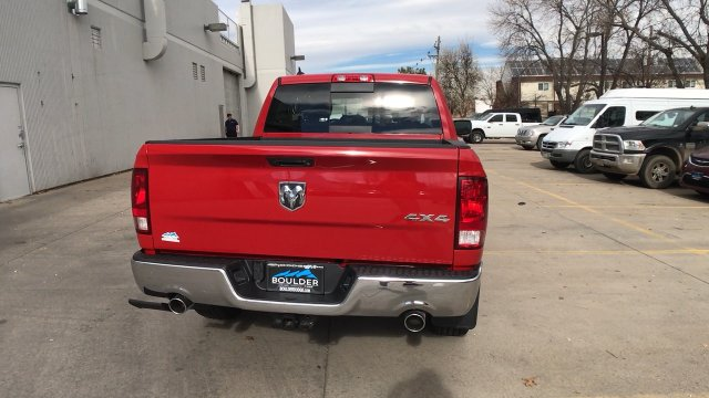 2018 Ram 1500 Crew Cab 4x4, Pickup #15330 - photo 14