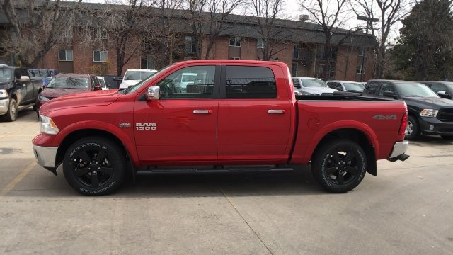 2018 Ram 1500 Crew Cab 4x4, Pickup #15330 - photo 7