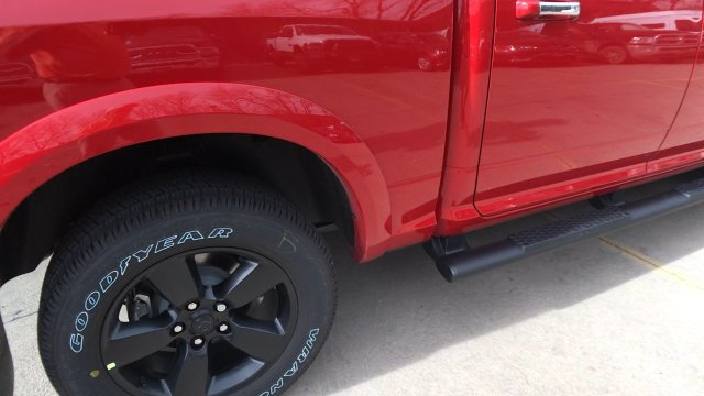 2018 Ram 1500 Crew Cab 4x4, Pickup #15330 - photo 84
