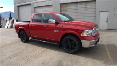 2018 Ram 1500 Crew Cab 4x4, Pickup #15330 - photo 23