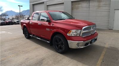 2018 Ram 1500 Crew Cab 4x4, Pickup #15330 - photo 24