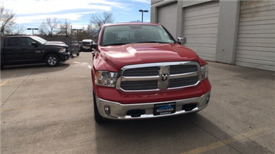 2018 Ram 1500 Crew Cab 4x4, Pickup #15330 - photo 26