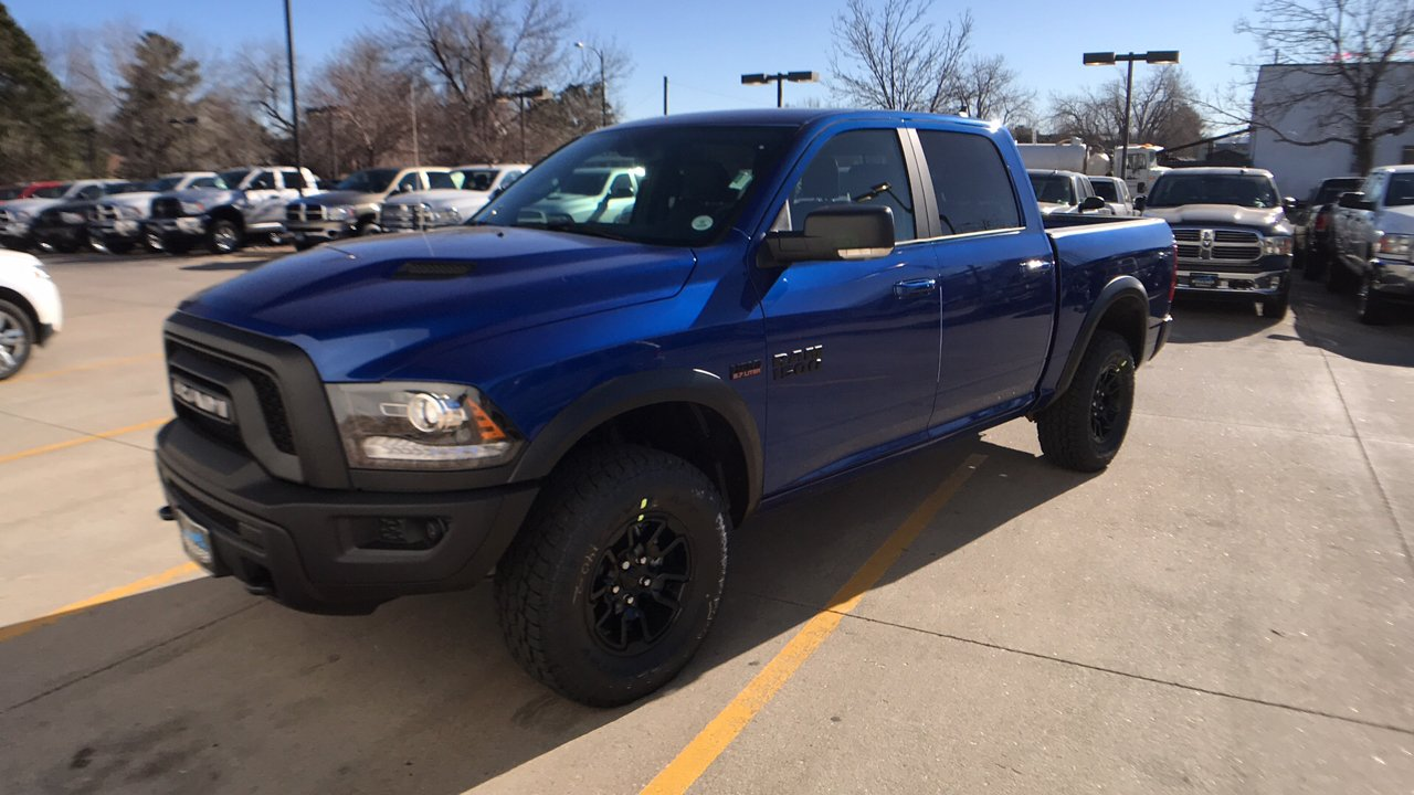 2018 Ram 1500 Crew Cab 4x4 Pickup #15353 - photo 1