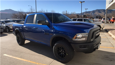 2018 Ram 1500 Crew Cab 4x4 Pickup #15353 - photo 3