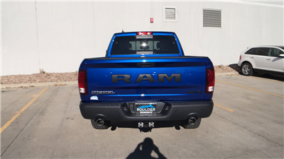 2018 Ram 1500 Crew Cab 4x4 Pickup #15353 - photo 6