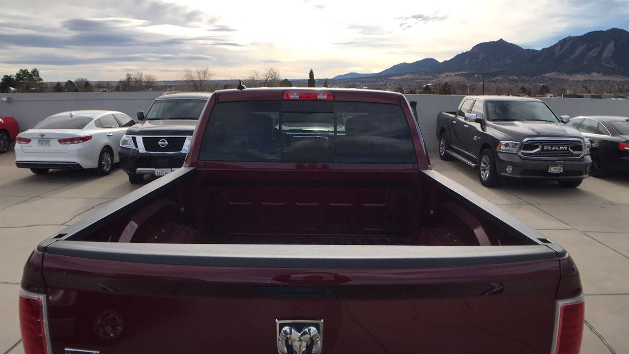2017 Ram 1500 Crew Cab 4x4, Pickup #15362 - photo 25