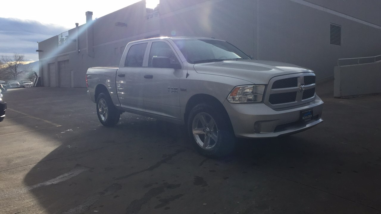 2018 Ram 1500 Crew Cab 4x4, Pickup #15375 - photo 8