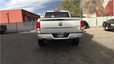 2018 Ram 1500 Crew Cab 4x4, Pickup #15375 - photo 5