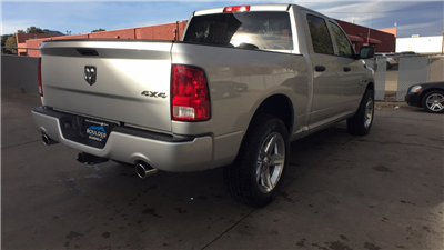 2018 Ram 1500 Crew Cab 4x4, Pickup #15375 - photo 6