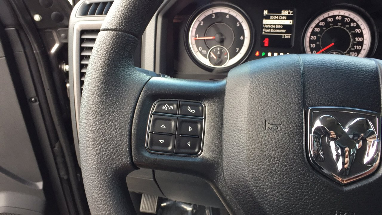 2018 Ram 1500 Crew Cab 4x4, Pickup #15380 - photo 16
