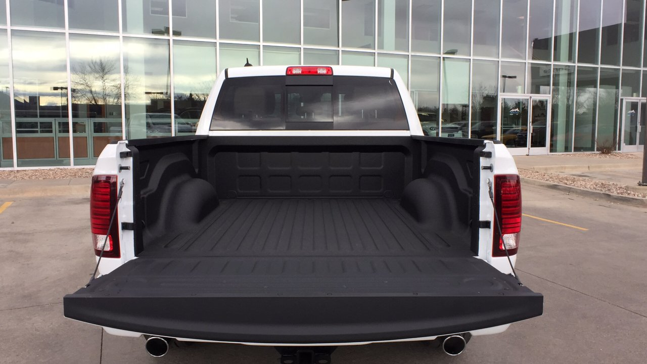 2018 Ram 1500 Crew Cab 4x4,  Pickup #15395 - photo 30