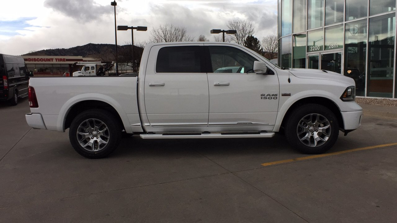 2018 Ram 1500 Crew Cab 4x4,  Pickup #15395 - photo 6