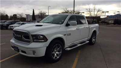 2018 Ram 1500 Crew Cab 4x4,  Pickup #15395 - photo 1