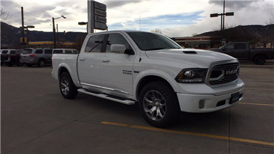 2018 Ram 1500 Crew Cab 4x4,  Pickup #15395 - photo 7