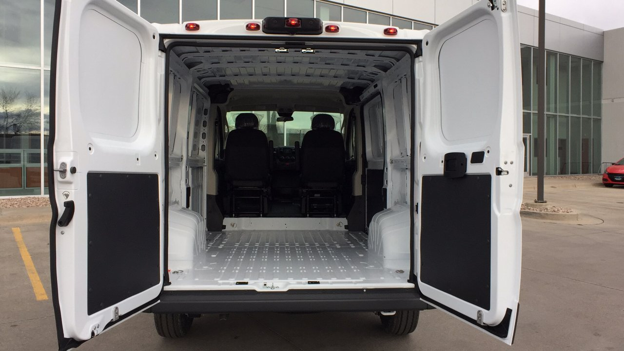 2018 ProMaster 1500 Standard Roof 4x2,  Empty Cargo Van #15396 - photo 2