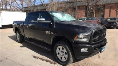 2018 Ram 3500 Mega Cab 4x4,  Pickup #15398 - photo 3