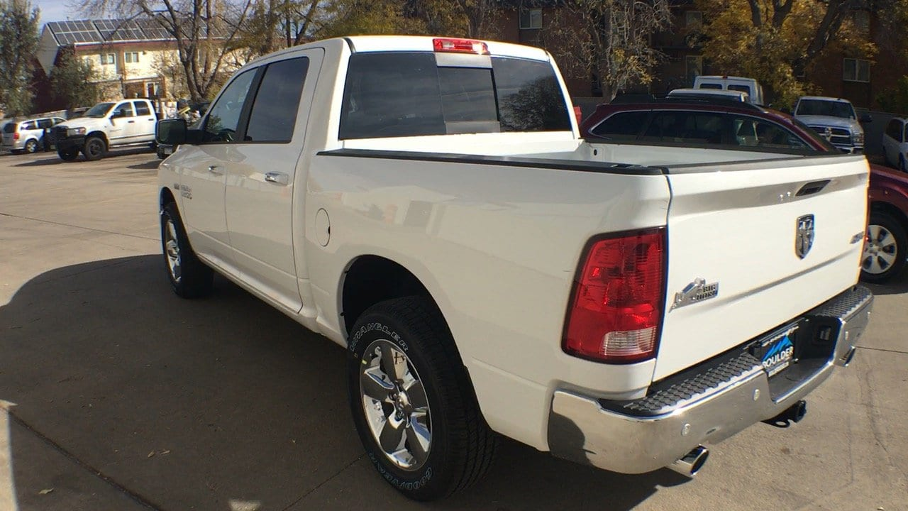 2018 Ram 1500 Crew Cab 4x4, Pickup #15405 - photo 2