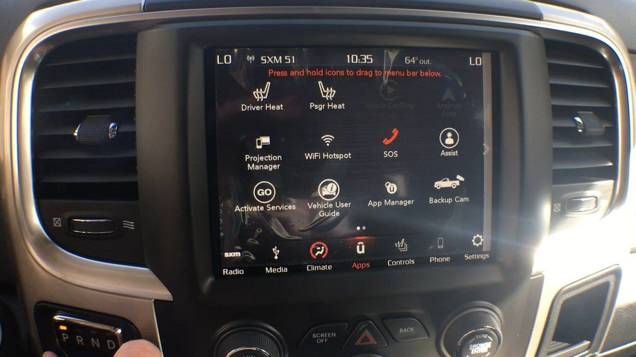 2018 Ram 1500 Crew Cab 4x4, Pickup #15405 - photo 20