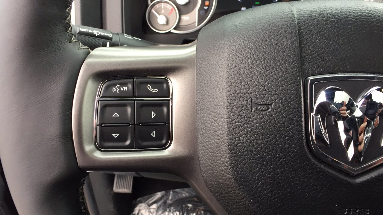 2018 Ram 1500 Crew Cab 4x4,  Pickup #15424 - photo 17