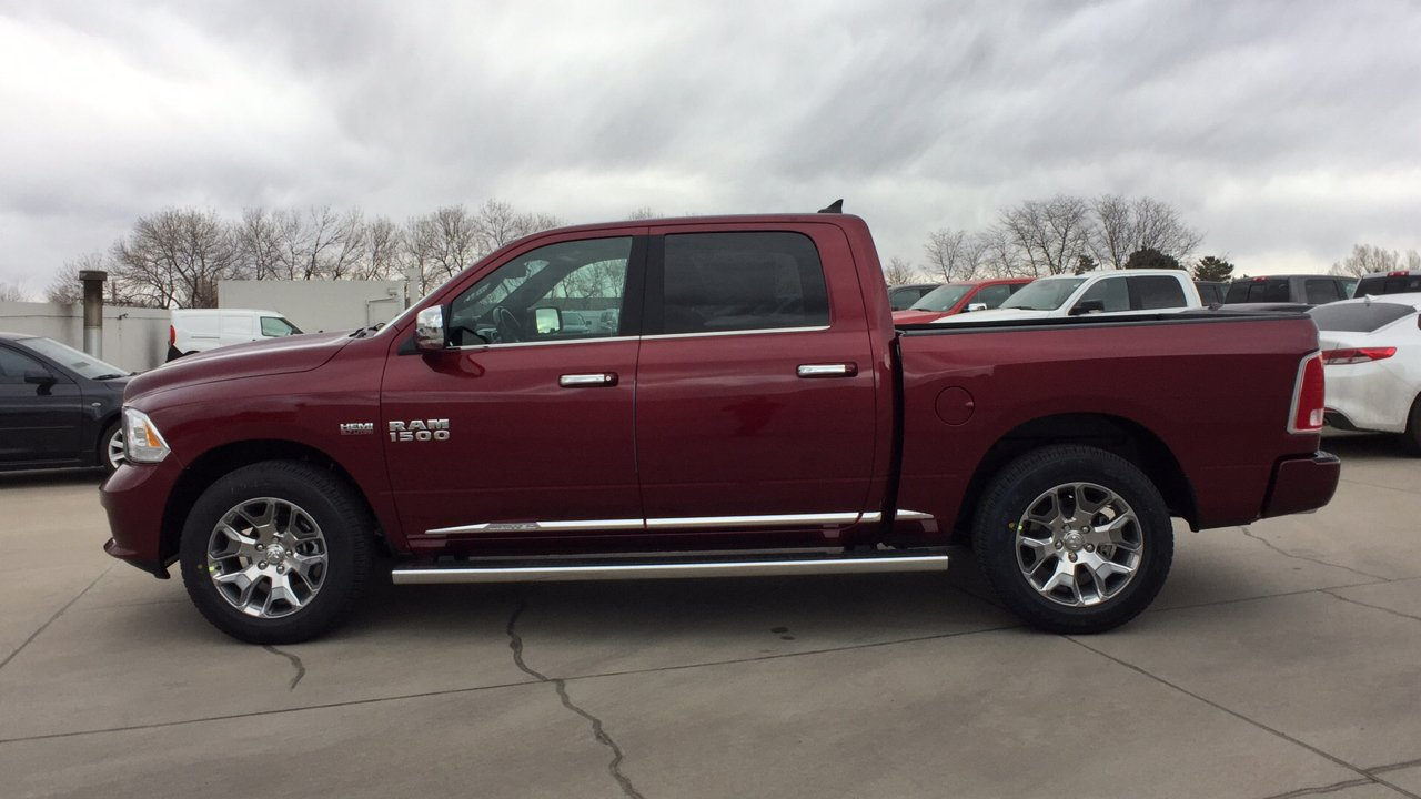 2018 Ram 1500 Crew Cab 4x4,  Pickup #15424 - photo 3