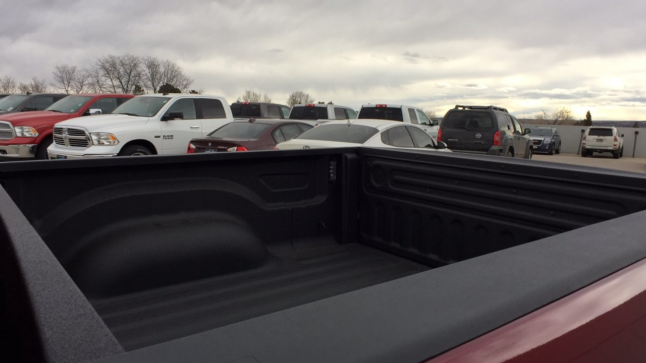 2018 Ram 1500 Crew Cab 4x4,  Pickup #15424 - photo 29