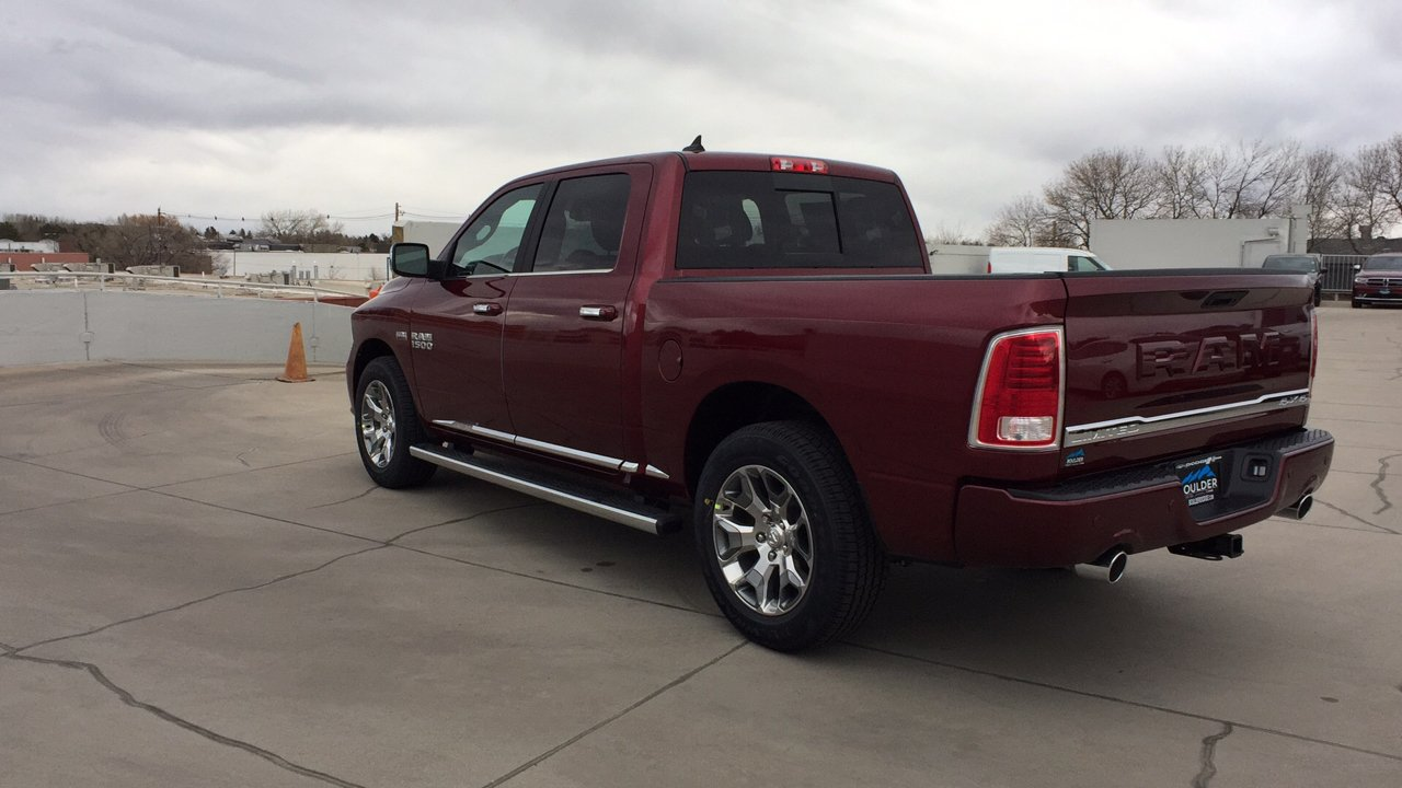 2018 Ram 1500 Crew Cab 4x4,  Pickup #15424 - photo 2