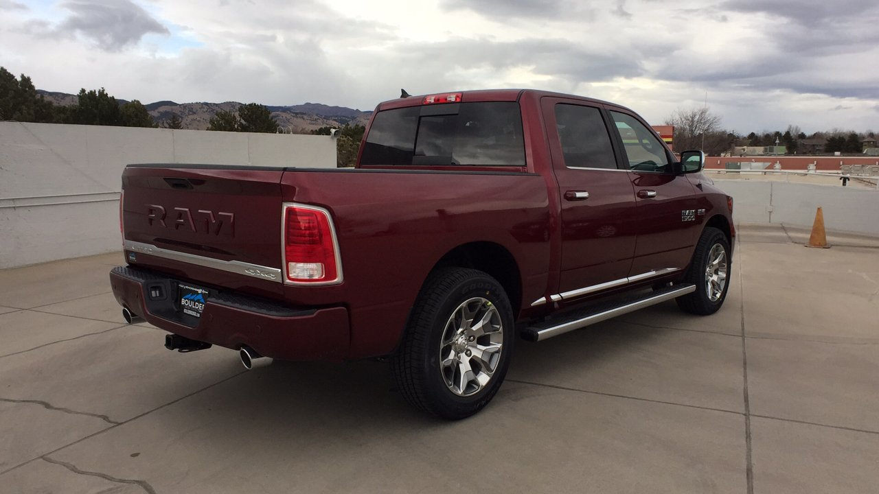 2018 Ram 1500 Crew Cab 4x4,  Pickup #15424 - photo 5