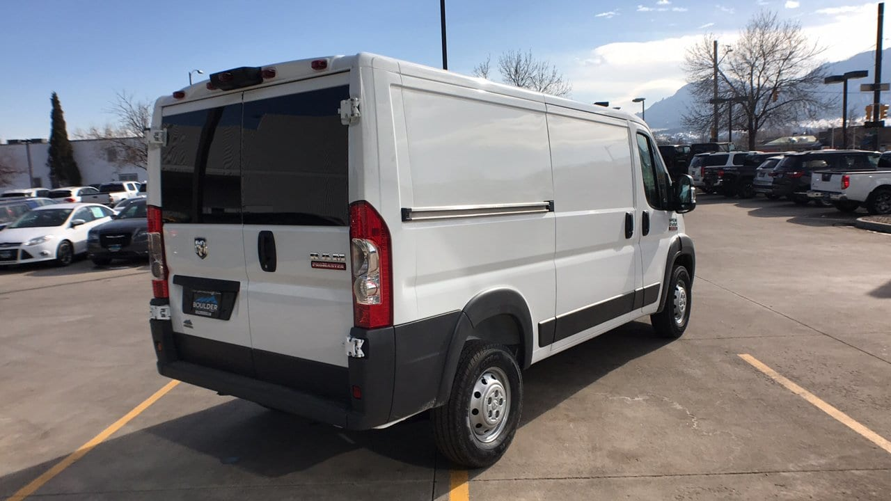 2018 ProMaster 1500 Standard Roof, Cargo Van #15428 - photo 8