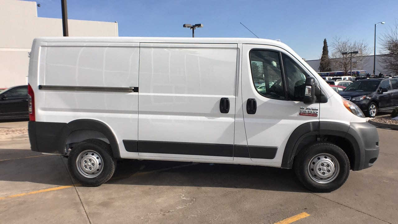 2018 ProMaster 1500 Standard Roof, Cargo Van #15428 - photo 9
