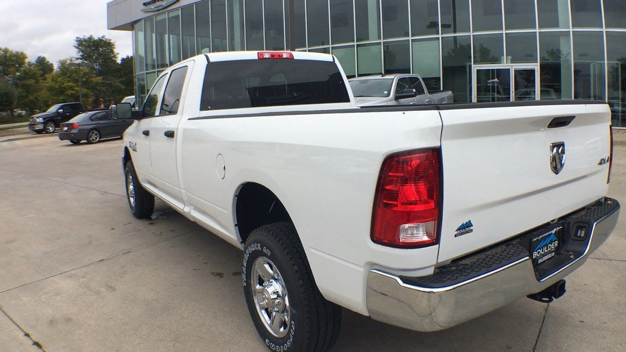 2018 Ram 3500 Crew Cab 4x4,  Pickup #15430 - photo 4