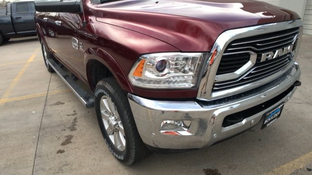 2018 Ram 2500 Crew Cab 4x4,  Pickup #15441 - photo 100