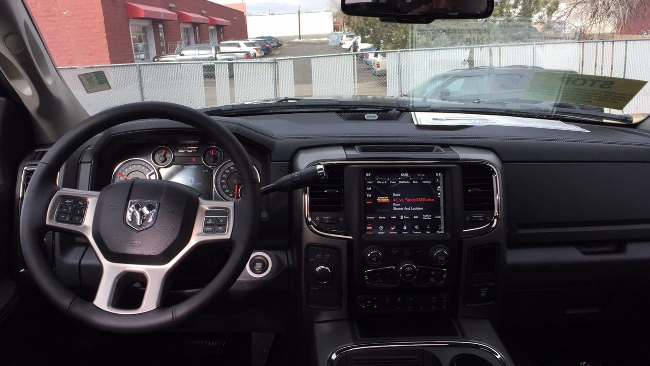 2018 Ram 2500 Crew Cab 4x4,  Pickup #15450 - photo 27