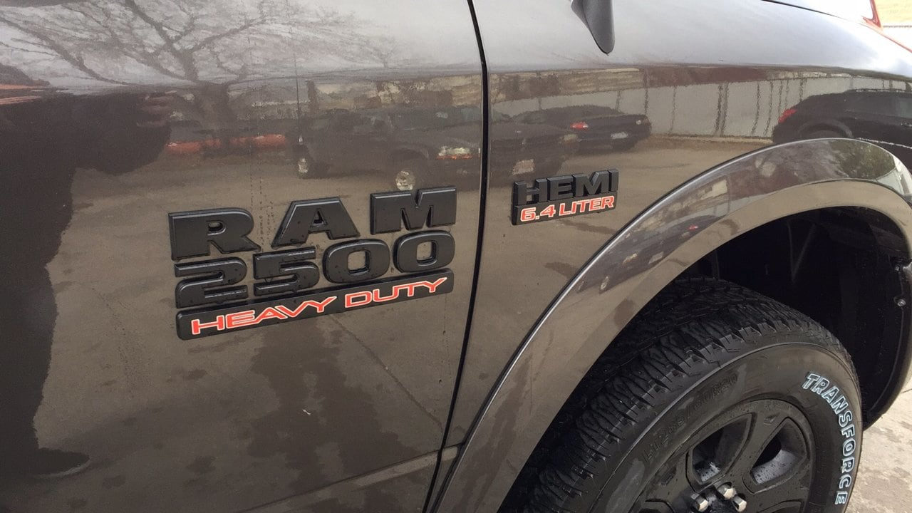 2018 Ram 2500 Crew Cab 4x4,  Pickup #15450 - photo 37