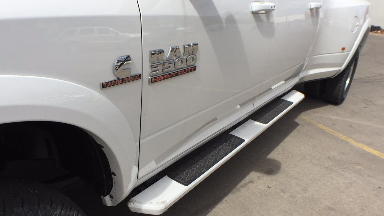 2018 Ram 3500 Crew Cab DRW 4x4, Pickup #15477 - photo 12