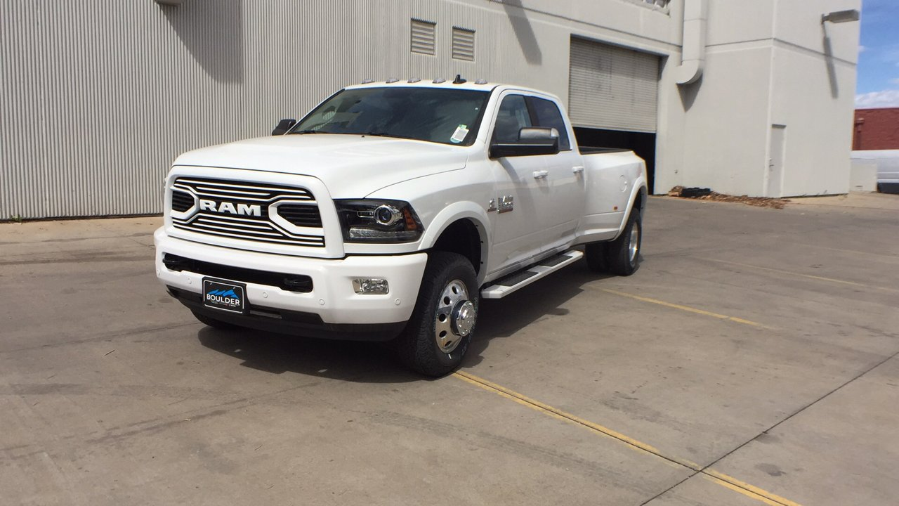 2018 Ram 3500 Crew Cab DRW 4x4, Pickup #15477 - photo 1