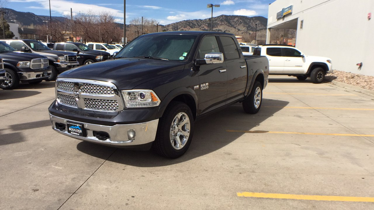2018 Ram 1500 Crew Cab 4x4, Pickup #15484 - photo 1