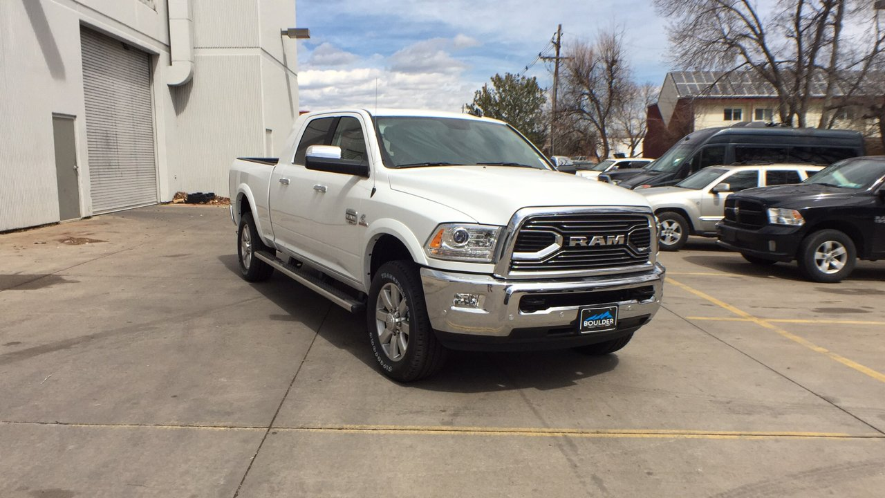 2018 Ram 3500 Mega Cab 4x4, Pickup #15487 - photo 8