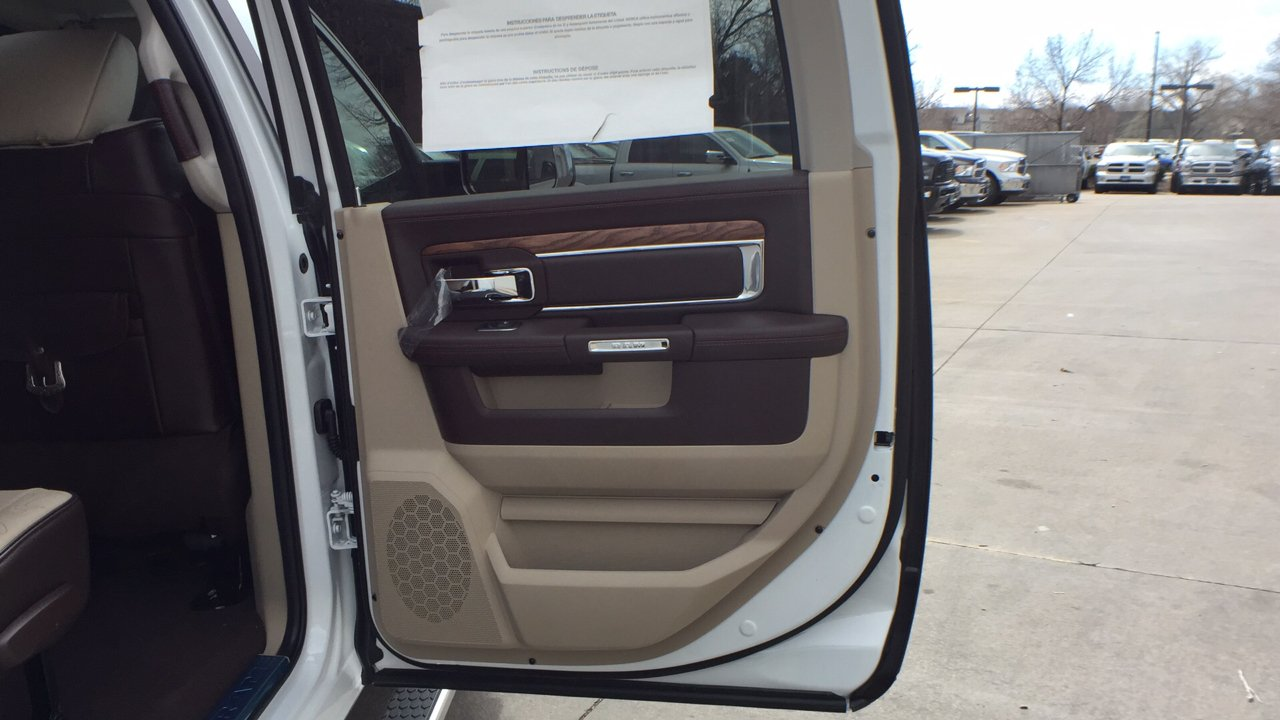 2018 Ram 3500 Mega Cab 4x4, Pickup #15487 - photo 32