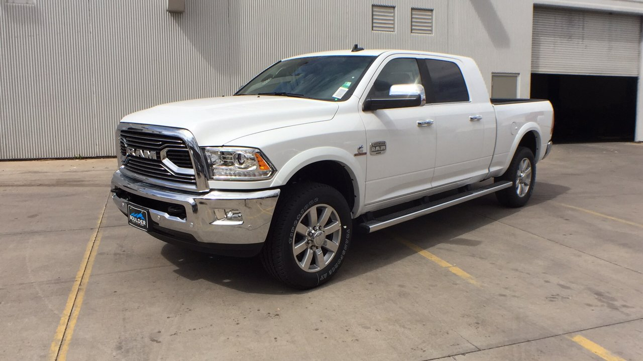 2018 Ram 3500 Mega Cab 4x4, Pickup #15487 - photo 1