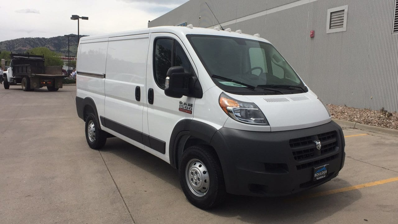 2018 ProMaster 1500 Standard Roof, Cargo Van #15499 - photo 10