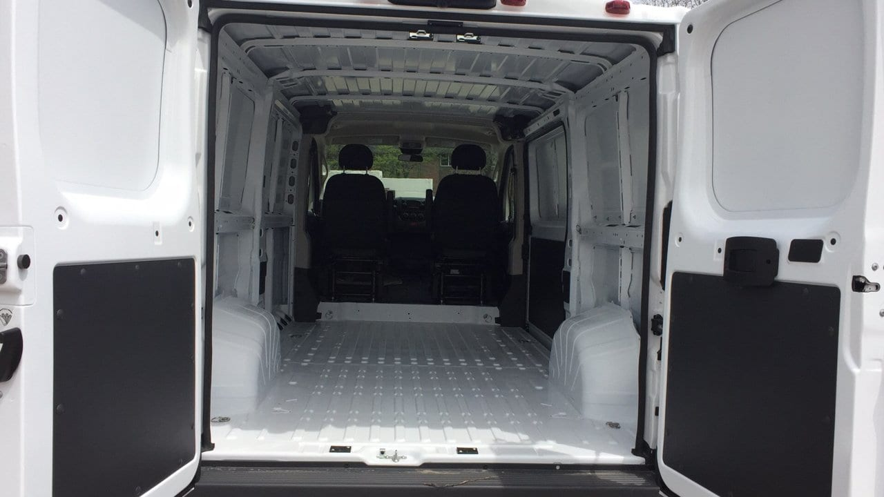 2018 ProMaster 1500 Standard Roof FWD,  Empty Cargo Van #15499 - photo 2