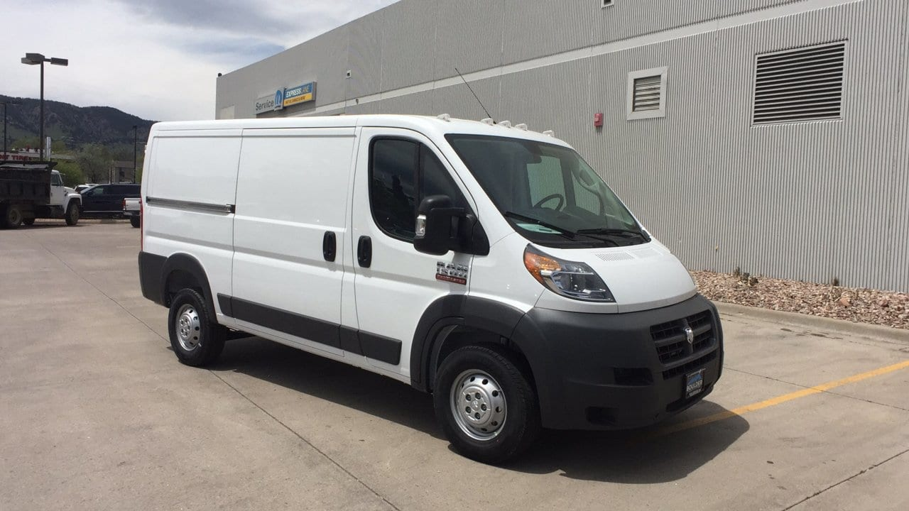 2018 ProMaster 1500 Standard Roof, Cargo Van #15499 - photo 3