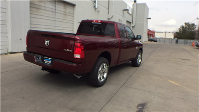 2018 Ram 1500 Quad Cab 4x4,  Pickup #15503 - photo 4