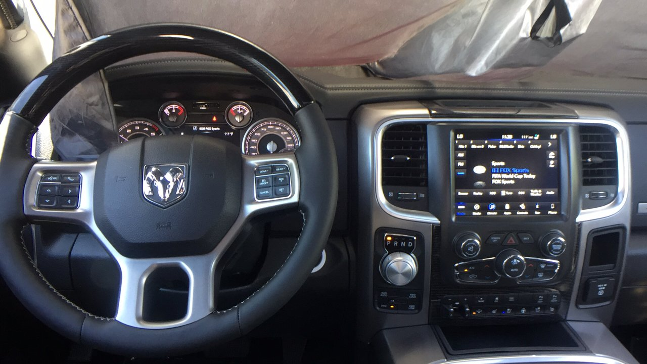 2018 Ram 1500 Crew Cab 4x4,  Pickup #15526 - photo 29