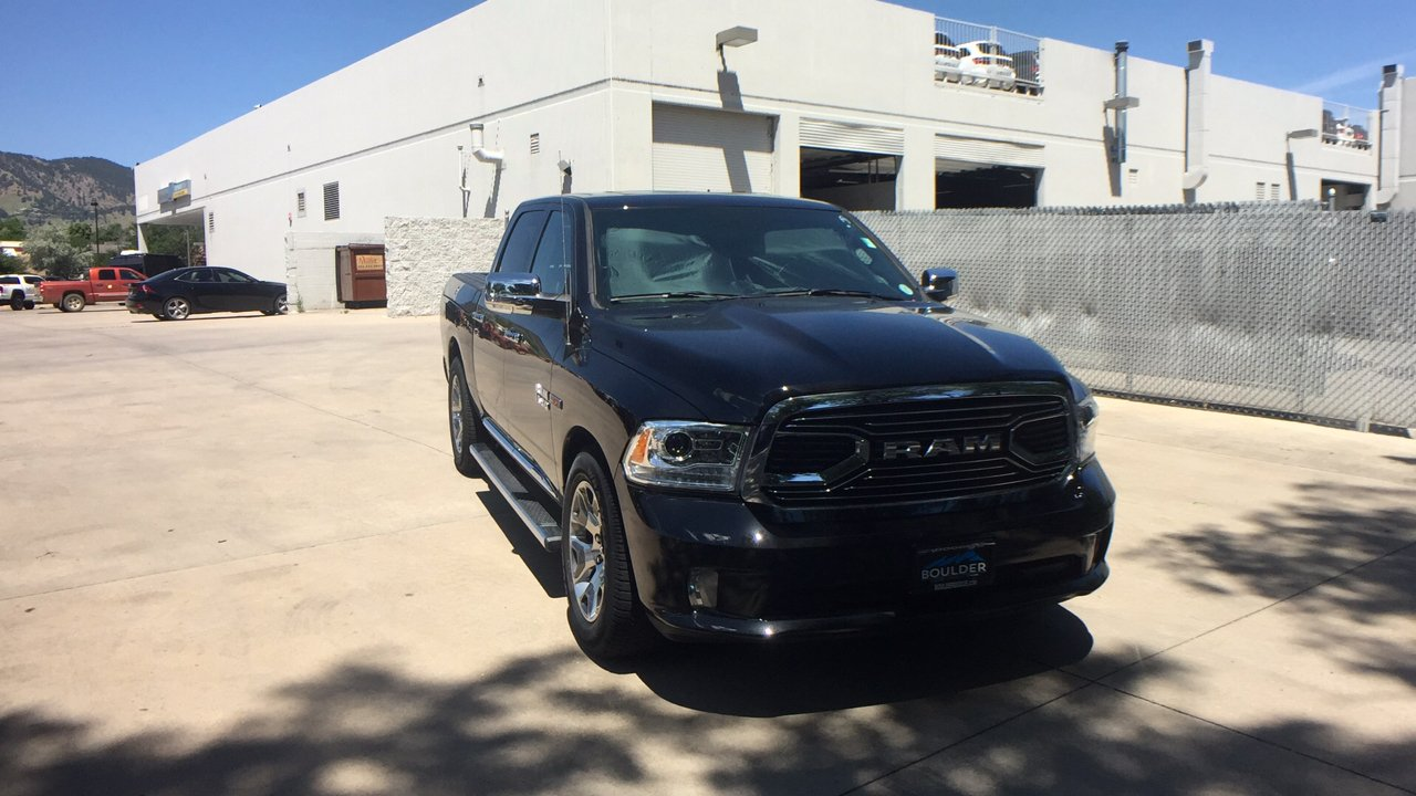 2018 Ram 1500 Crew Cab 4x4,  Pickup #15526 - photo 3