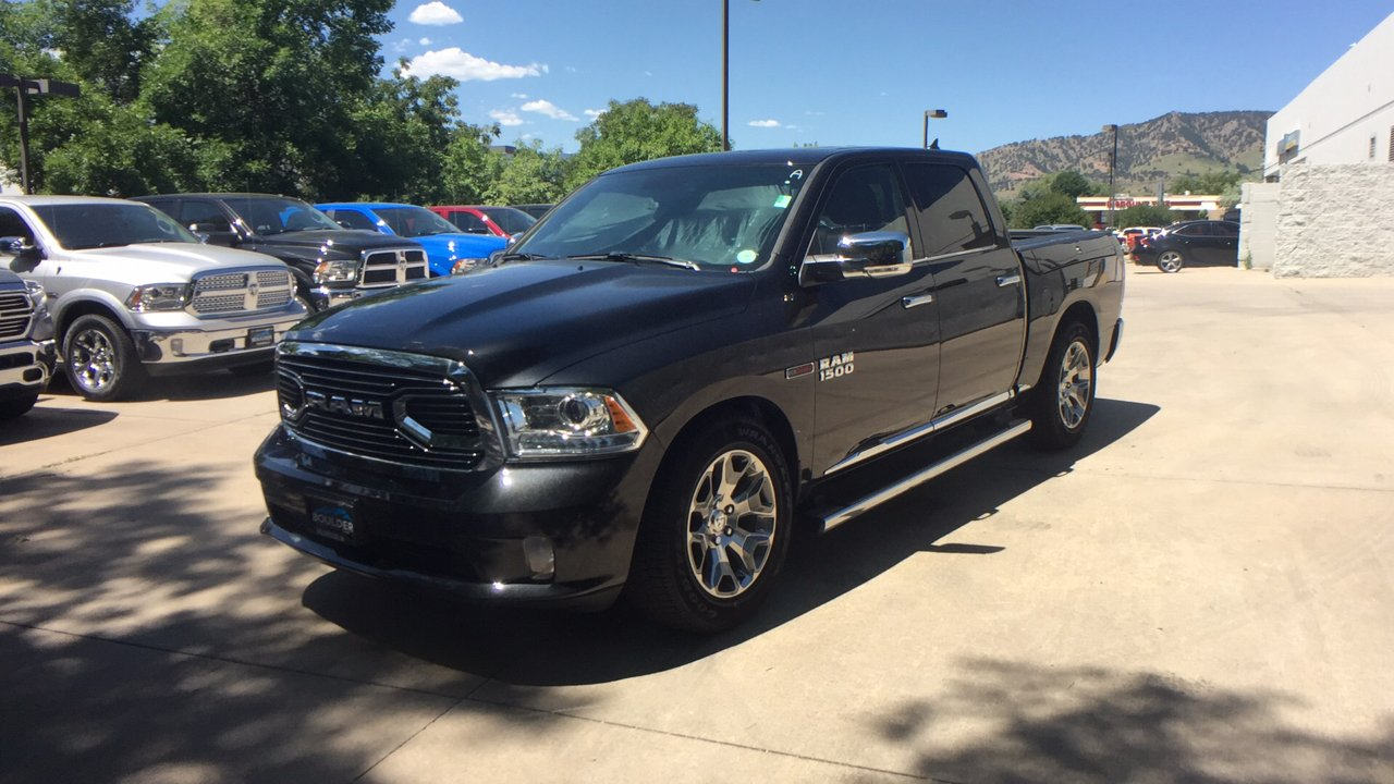 2018 Ram 1500 Crew Cab 4x4,  Pickup #15526 - photo 1