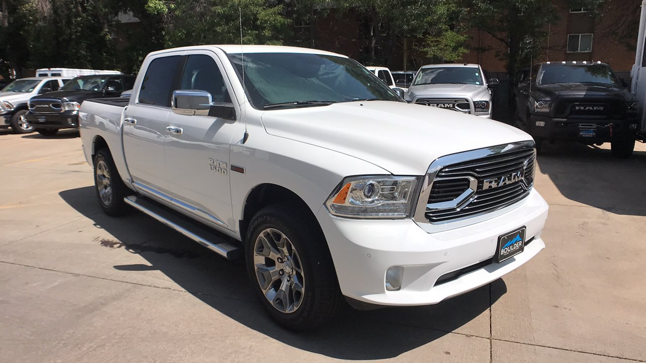 2018 Ram 1500 Crew Cab 4x4,  Pickup #15545 - photo 3