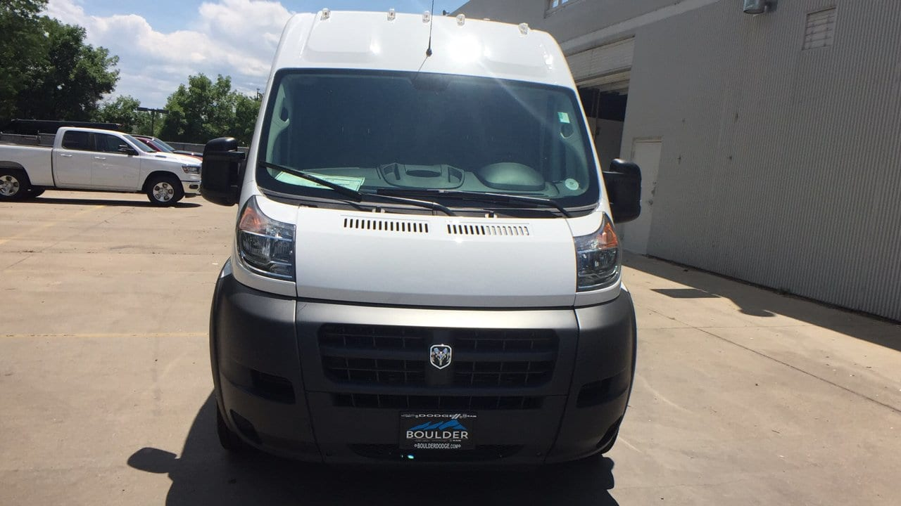 2018 ProMaster 1500 High Roof FWD,  Empty Cargo Van #15567 - photo 10