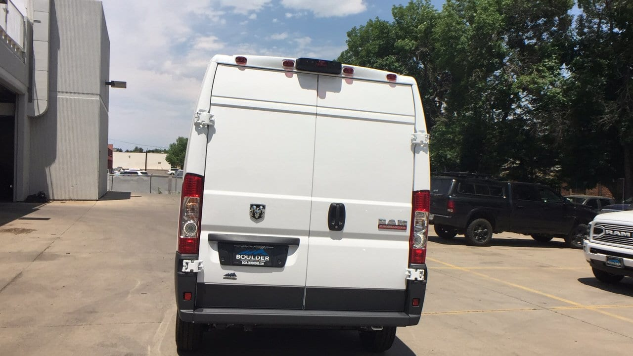 2018 ProMaster 1500 High Roof FWD,  Empty Cargo Van #15567 - photo 6